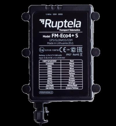 GPS para Motos ECO 4 Plus Ruptela