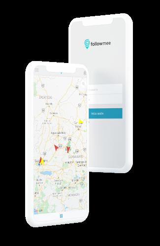 Followmee-App-Dos-Telefonos